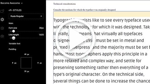 FontBase. Menadżer czcionek.